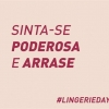 Lingerie Day! Mas na DelRio todo dia é dia de lingerie!