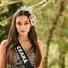 Headpieces de Madame Olly no Concurso Miss Brasil 2019