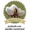DelRio utiliza algodão licenciado pela BCI – Better Cotton Initiative em suas coleções
