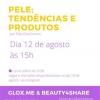 Glox.Me realiza Masterclass de maquiagem emparceria com a Beauty4 Share