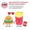 Deu MATCH: Ox Burger + Dia dos Namorados!