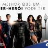 Sage's entra no clima do filme Liga da Justiça e lança campanha