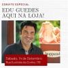 Apresentador e Chef Edu Guedes marca presença na Stuppendo – Campo Grande (MS)