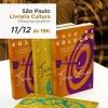 Convite para Sessão de Autógrafos - Tânia Zambon na Livraria Cultura do Shopping Iguatemi em 11/12