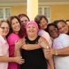 Yes! Cosmetics realiza ação de beleza no Hospital de Câncer de Pernambuco