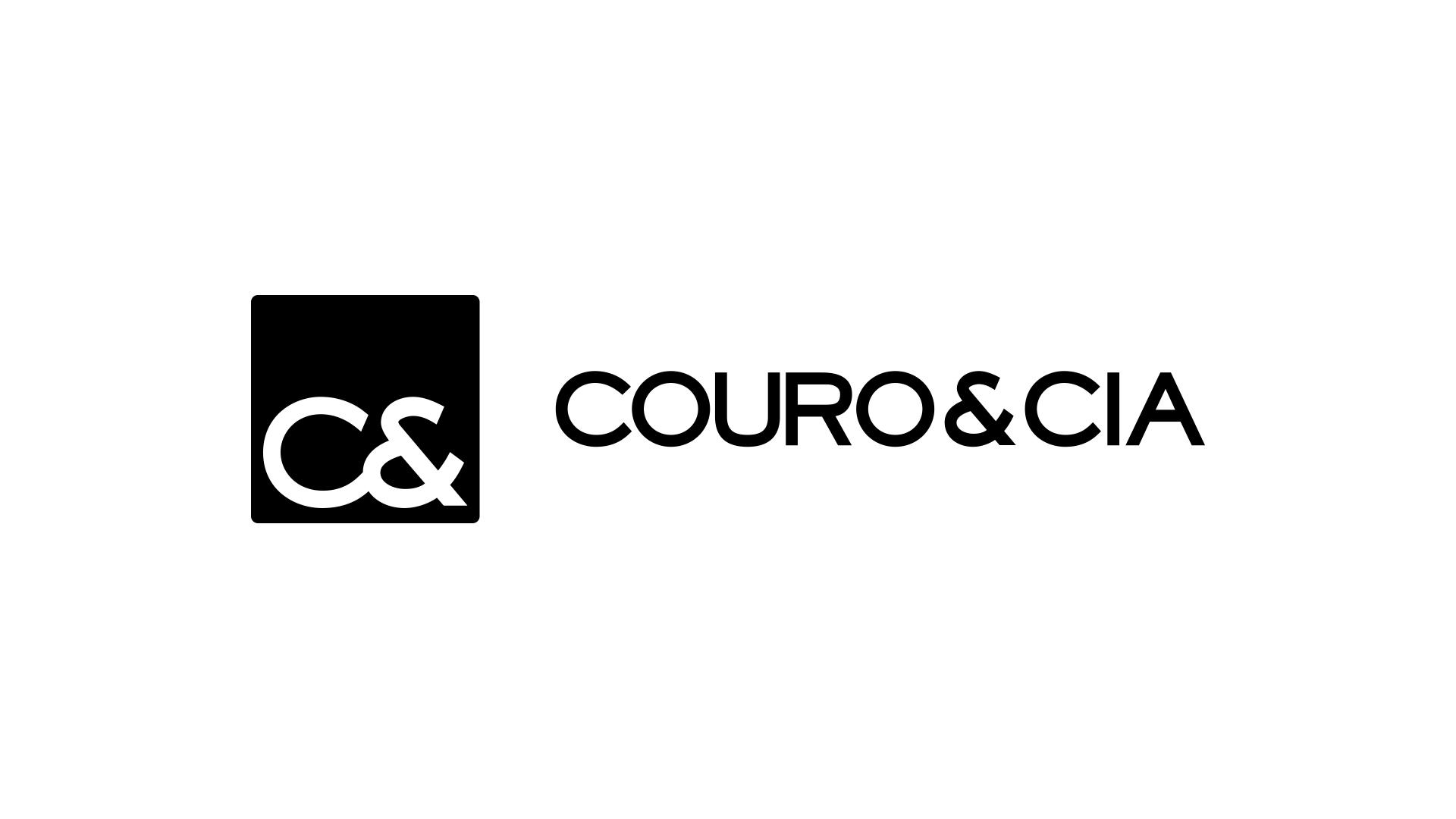 Lilica Mattos - Assessoria de Imprensa | Logotipo Couro & Cia