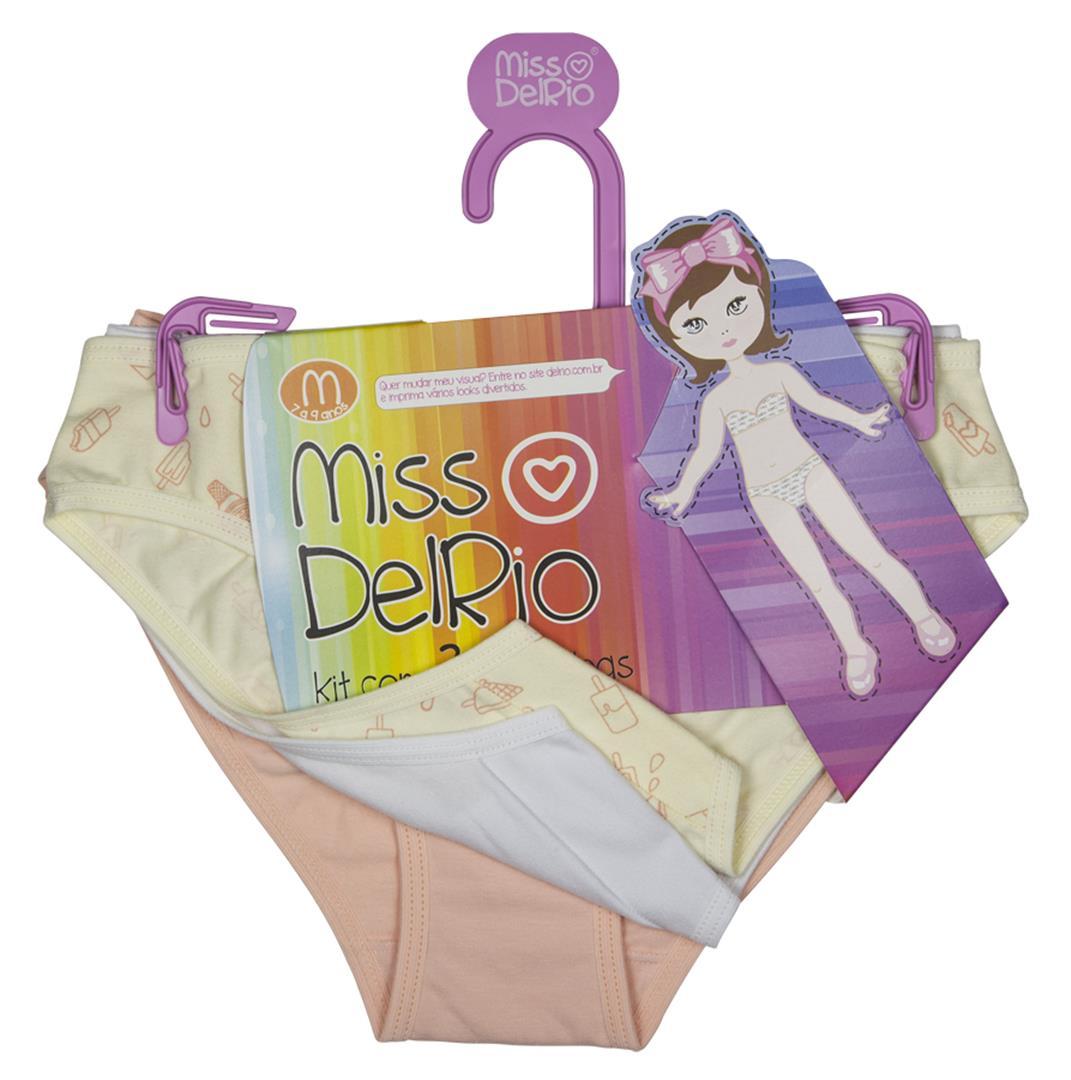 e01ebd58f Miss DelRio traz novos kits de calcinhas em julho