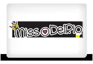 Lilica Mattos - Assessoria de Imprensa | Logotipo Miss DelRio