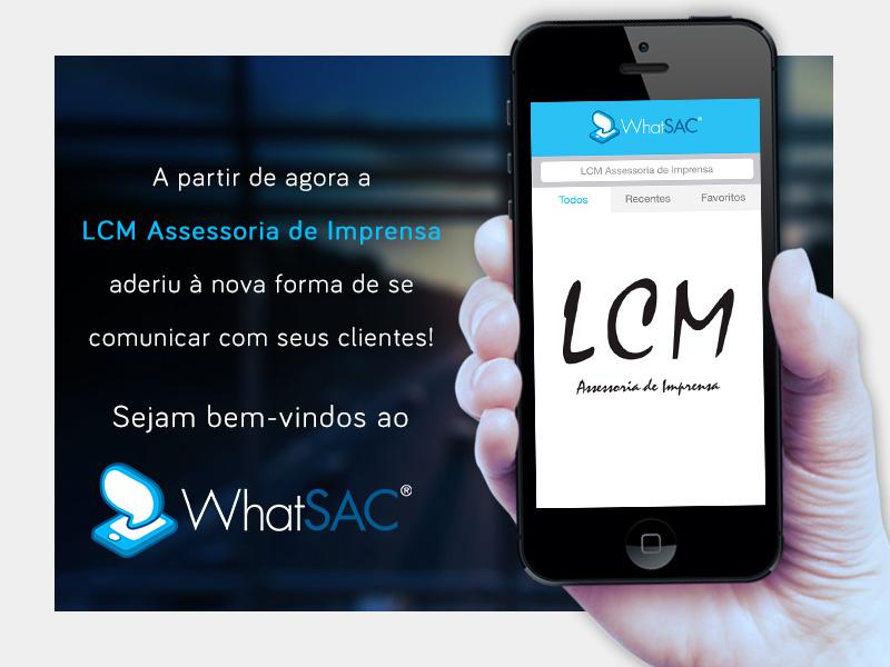 Lilica Mattos - Assessoria de Imprensa - WhatSAC