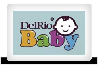 Lilica Mattos - Assessoria de Imprensa | Logotipo DelRio Baby