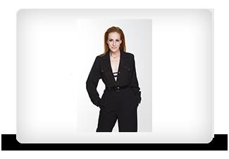 Lilica Mattos - Assessoria de Imprensa | Logotipo Marcia Jorge
