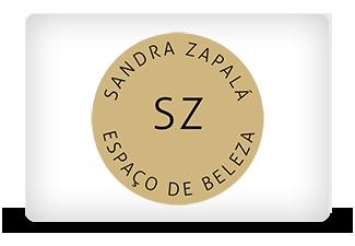 Lilica Mattos - Assessoria de Imprensa | Logotipo Sandra Zapalá – Espaço de Beleza