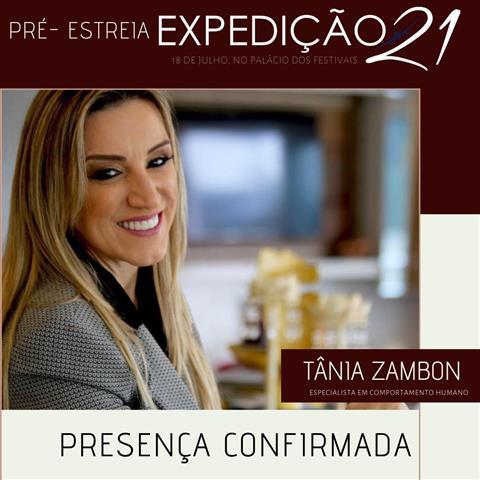 Lilica Mattos - Assessoria de Imprensa | Tânia Zambon