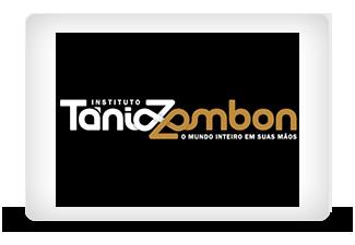 Lilica Mattos - Assessoria de Imprensa | Logotipo Instituto Tânia Zambon