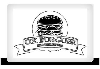 Lilica Mattos - Assessoria de Imprensa | Logotipo Ox Burger